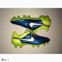 38 розм Nike Tiempo ПРОФИ футбольні бутси копочки не Adidas сороконожки