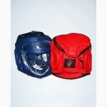 Шлем для единоборств с пластиковой защитной маской