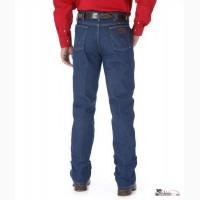 Джинсы Wrangler 0945 Cowboy Cut Regular Fit Boot Jean Rigid (жесткие)
