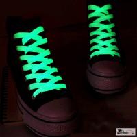 Светящиеся шнурки. Фосфорные шнурки