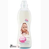 Смягчитель ткани для детских вещей Saly Baby (1 л.)