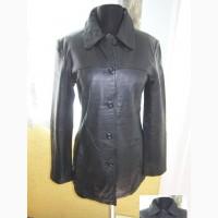 Классическая женская кожаная куртка CLOCKHOUSE. Голландия. Лот 644