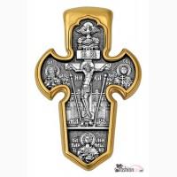 Крест Распятие.Архангел Михаил-форма меча