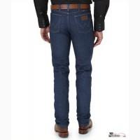 Джинсы Wrangler 0036MWZ Premium Performance Cowboy Cut Slim Fit Jean Rigid (жесткие)