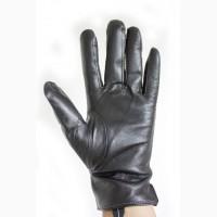 Перчатки мужские кожаные, зима