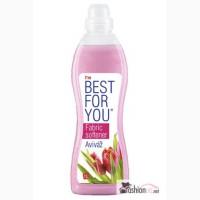 Смягчитель для ткани с цветочным ароматом Best For You (1 л.)