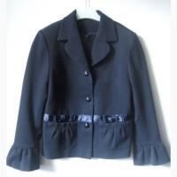 Школьный пиджак для девочки первоклашки