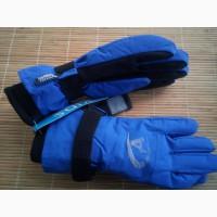Теплі лижні рукавиці 8-12 лет Швейцарія