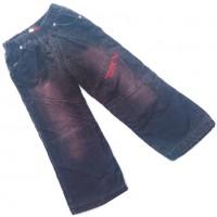 Брюки (Tommy Jeans) вельветовые, утепленные, мальчику 5-6 лет рост110/116 см