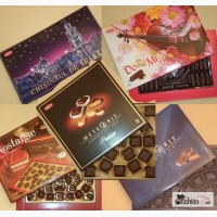 Молдавские конфеты в ассортименте