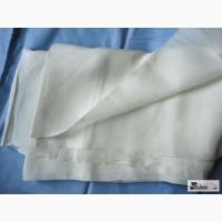 Ткань шелк белый натуральный Китай 50-е годы
