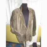 Мужская оригинальная замшевая куртка - пиджак. Coletti. Италия. Лот 428