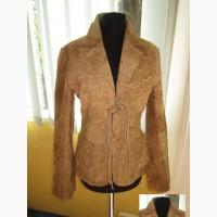 Стильная женская кожаная куртка-пиджак EDC by ESPRIT. США. Лот 567