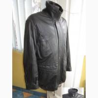 Большая кожаная мужская куртка SMOOTH City Collection. Лот 889