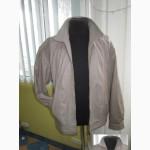Оригинальная мужская кожаная куртка ALKONA leder modern. Лот 431