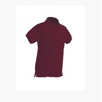 Детская тениска поло с коротким рукавом