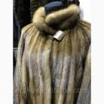 Норковая шуба большой размер