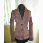 Лёгенькая женская кожаная куртка – пиджак CLOCKHOUSE - СA. Лот 501