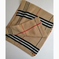Вязаный шарф палантин