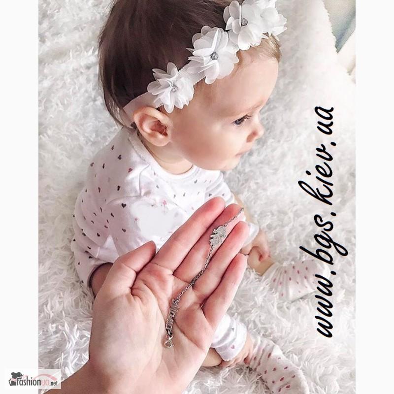 Фото 2. Мамин браслет. Браслет МАМА. Золотой браслет любимые детки. Подарок на рождение ребенка
