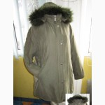 Большая женская куртка с капюшеном Didadi. Турция. Лот 432