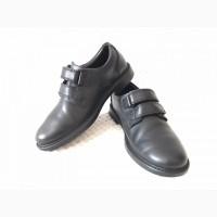 Продам туфли Сlarks детские (мальчик), черные, размер 33.5
