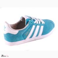 Женские кроссовки Adidas Gazelle в 2х цветах