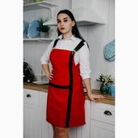 Фартух продавца, официанта Фт-9 Фартук - туника