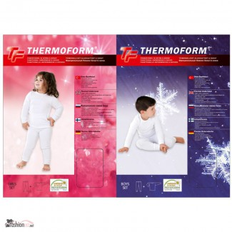 Термобелье детское Thermoform 20-001, 20-002