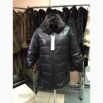 Удобная женская куртка деми большого размера