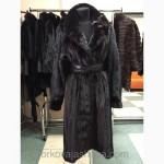 Молодежная демисезонная куртка с меховым воротом из новой коллекции распродажа