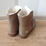 Женские Ботинки Timberland на меху, в 2 цветах