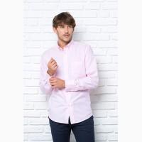 Рубашка мужская с длинным рукавом белая, униформа