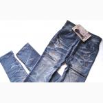 Лосины- джинс со стразами, р.44-50