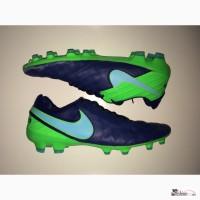 45 розм Nike Tiempo ОРИГИНАЛ футбольні бутси копочки не Adidas сороконожки
