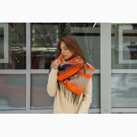 Пледы ( шарфы) зимние