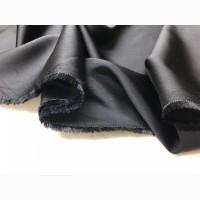 Продаем черную костюмную ткань