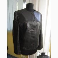 Женская лёгкая кожаная куртка Leather Sound. Германия. Лот 1026