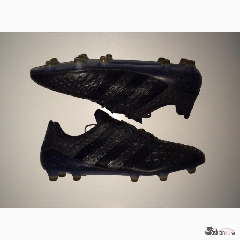 44.5 розм Adidas Ace 16.1 ОРИГИНАЛ футбольні бутси копочки не Nike  сороконожки 616d560dad660