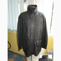 Кожаная мужская куртка C.A.N.D.A. (CA). Голландия. Очень большая! Лот 1027